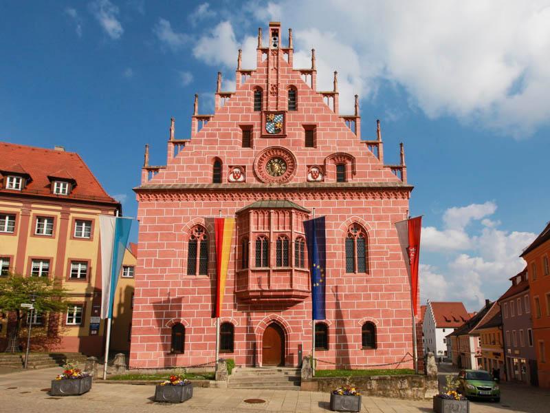 Rathaus Stockwerke