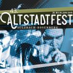 Altstadtfest vom 28.06. – 30.06.2018