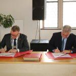 Stadt Sulzbach-Rosenberg und Stadt Eschweiler schließen offiziell Städtepartnerschaft