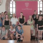 Austauschschüler aus Rumburk zu Besuch