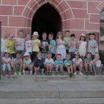 """Kinder des Kindergartens """"An der Allee"""" besuchen das Rathaus"""