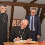 Regionalbischof Klaus Stiegler stellt sich vor