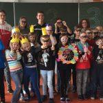 Leseprojekt an der Pestalozzi-Grundschule