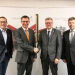 Vergabe der städtischen Gaslieferungen an Stadtwerke Amberg