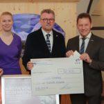 Spende für die Knorr-von-Rosenroth-Festspiele