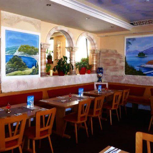 Taverne Korfu