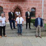 SV Kauerhof kommt in den Genuss des Förderprogramms zur Umrüstung auf LED-Flutlichtanlagen
