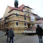 Zweiter Bauabschnitt der Spitalkirchensanierung abgeschlossen