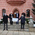Pensionistenbund der Maxhütte übergibt Guthaben für Kindertagesstätten