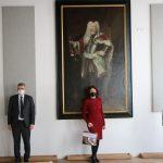 Leiterin der Stadtbibliothek Luise Eckert verabschiedet