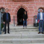 Begrüßung der neuen Leiterin der ihk-Geschäftsstelle Amberg-Sulzbach