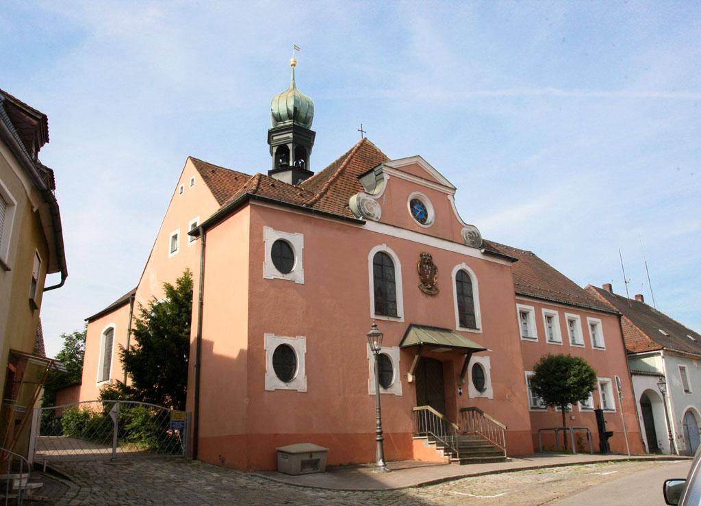 Kirche St Elisabeth