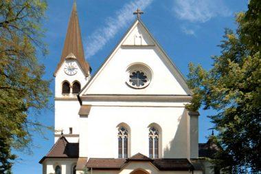 Pfarrkirche Herz Jesu-1
