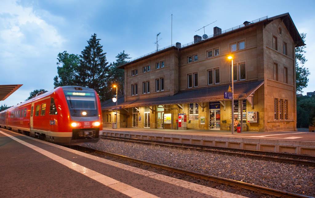 Bahnhof Sulzbach