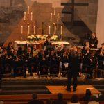 Kirchenkonzert der Bergknappenkapelle am 31.01.2019