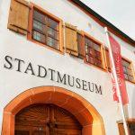 Stadtmuseum ab 28.01.2020 geschlossen
