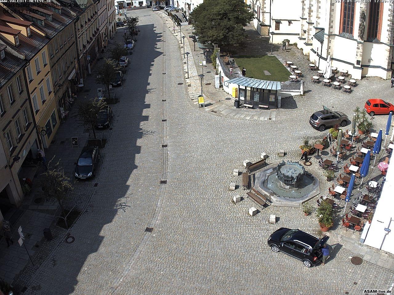 WebCam 63834 Sulzbach am Main in Bayern - das Bild wird automatisch aktualisiert.